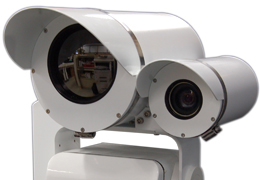 Thermal Imaging IP Camera