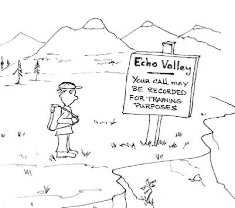 Cartoon-Echo-Recording