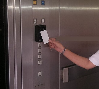elevator-access-control-with-card-reader
