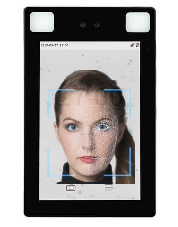 Outdoor Face Recognition Reader